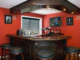 decorate the unused basement area with correct basement paint