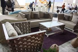 Aluminum Frame Wicker Patio Furniture - spruce up your backyard with modern outdoor furniture
