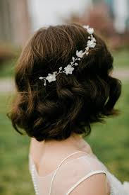 wedding hairstyles for medium length hair 2012 best 25 short bridal hairstyles ideas on pinterest short