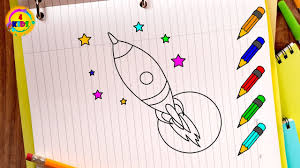 100 rocket coloring pages alien spaceship coloring pages for