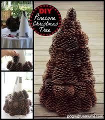 Pinecone 25 Best Pine Cone Christmas Tree Ideas On Pinterest Holiday