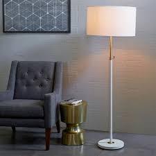elegant white floor lamp floor lamp modern floor lamps unique