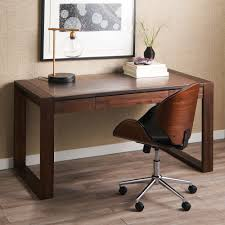 Writing Desk With Chair Lotus Copper Writing Desk Fd60 C2 Native Trails