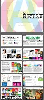 Magazine Presentation Template magazine presentation template magazine template powerpoint