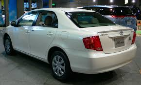 gallery of toyota corolla axio