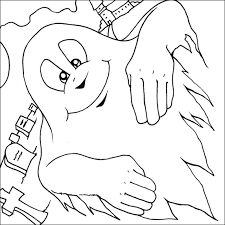 free colouring 187 halloween coloring 187 simple ghost coloring