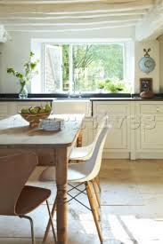 antique table with modern chairs jb215 16 modern country style kitchen dinning room narratives