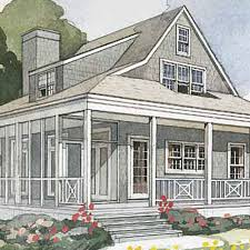 home plans with porch top 25 house plans coastal living
