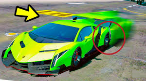 Lamborghini Veneno Lp750 4 - melhor carro mod do gta v lamborghini veneno lp750 4 youtube