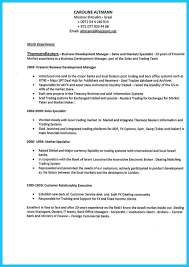 Sample Resume For Insurance Agent Best Words For The Best Business Development Resume And Best Job