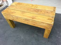 Basic Wood Bench Plans by Park Bench Plans Simple Bench Decoration