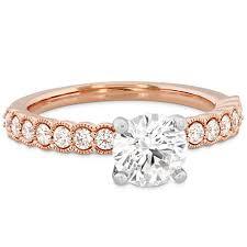 milgrain engagement ring isabelle milgrain engagement ring williams jewelers englewood
