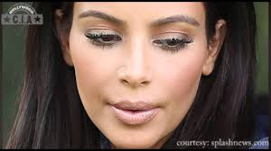 kim kardashian 39 s all caked up face worst makeup malfunction ever