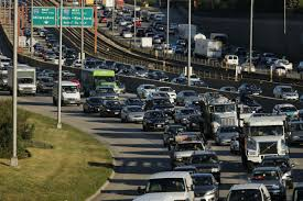 cities could see record thanksgiving traffic delays aaa says