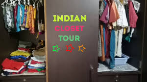 indian closet tour how to organize a closet wardrobe