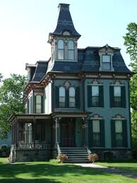 European Style Houses by Variation Of The Practical Magic Victorian Themed House Saline