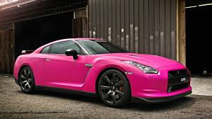 nissan sports car models cool nissan gtr in matte pink 1920 1080 wallpapers pics i like