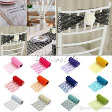 tulle roll spool lace roll 6x10yd netting fabric tutu skirt chair