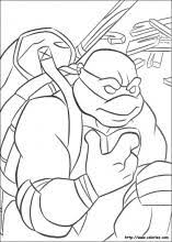 teenage mutant ninja turtles coloring pages on coloring book info