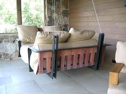 home interiors candle awesome swinging bed ideas images image of hanging modern porch