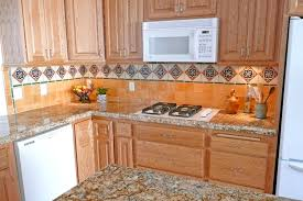 mexican tile backsplash and mexican tile kitchen backsplash