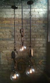 Pendant Light Fixtures For Kitchen Island 97 Best Vintage Industrial Lighting Images On Pinterest Lighting