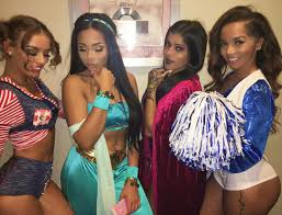 princess jasmine halloween