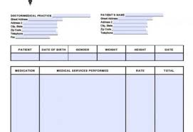 100 generic invoice sample medical invoice 5 medical invoice