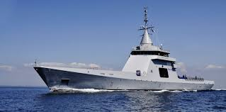 Singapore Navy Flag Fourth Littoral Mission Vessel For Singapore Navy Launched