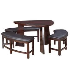 Bench And Chair Dining Sets Bench Kitchen U0026 Dining Room Sets You U0027ll Love Wayfair