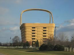 this enormous basket shaped building needs a new owner