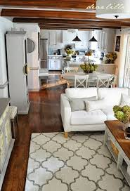 Kitchen And Living Room Designs Best 10 Living Dining Combo Ideas On Pinterest Small Living