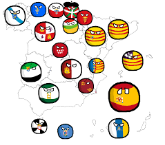 Spain Regions Map by Image Spain Map Png Polandball Wiki Fandom Powered By Wikia