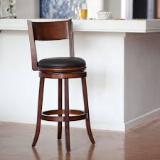 Sofa Glamorous Charming Wooden Breakfast Bar Stools Exciting