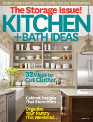Bhg Kitchen And Bath Ideas Special Issues Kitchen Bath Makeovers Barnes Noble