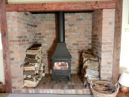 inglenook fireplace reclaimed brick tile