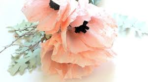 anemone flowers how to crepe paper anemone flowers make