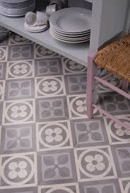 carrelage cuisine mosaique carrelage de sol en ciment poli aspect mosaïque la