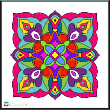 draw mandala 10 steps pictures wikihow