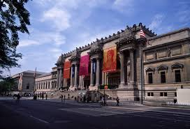 Met Museum Map Metropolitan Museum To Charge Admission For Non New York Visitors