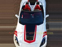 2nd corvette chevrolet corvette grand sport heritage package arctic white