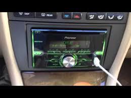 pioneer fh x720bt installation