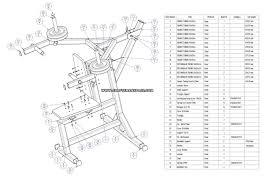shoulder press bench plan