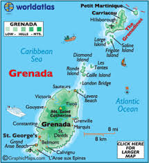 grenada location on world map grenada map geography of grenada map of grenada worldatlas