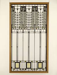 Home Windows Glass Design 122 Best Frank Lloyd Wright Stained Glass Images On Pinterest