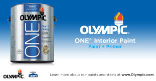 interior paint olympic one