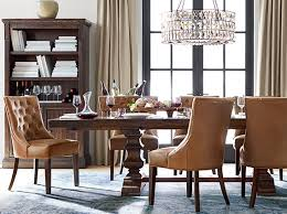 Traditional Dining Room Banks New Traditional Dining Room Pottery Barn