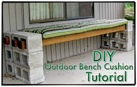 Diy Patio Cushions Bench 20 Stunning Patio With Cushions That Fit For You Intended