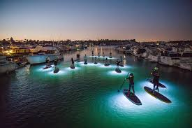 best places to go paddleboarding in orange county cbs los angeles