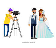 photographer and videographer videographer stock illustrations 502 videographer stock